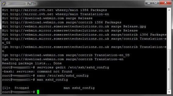 Proud Media - Konfiguracja i instalacja serwera SSH na Ubuntu/Debian