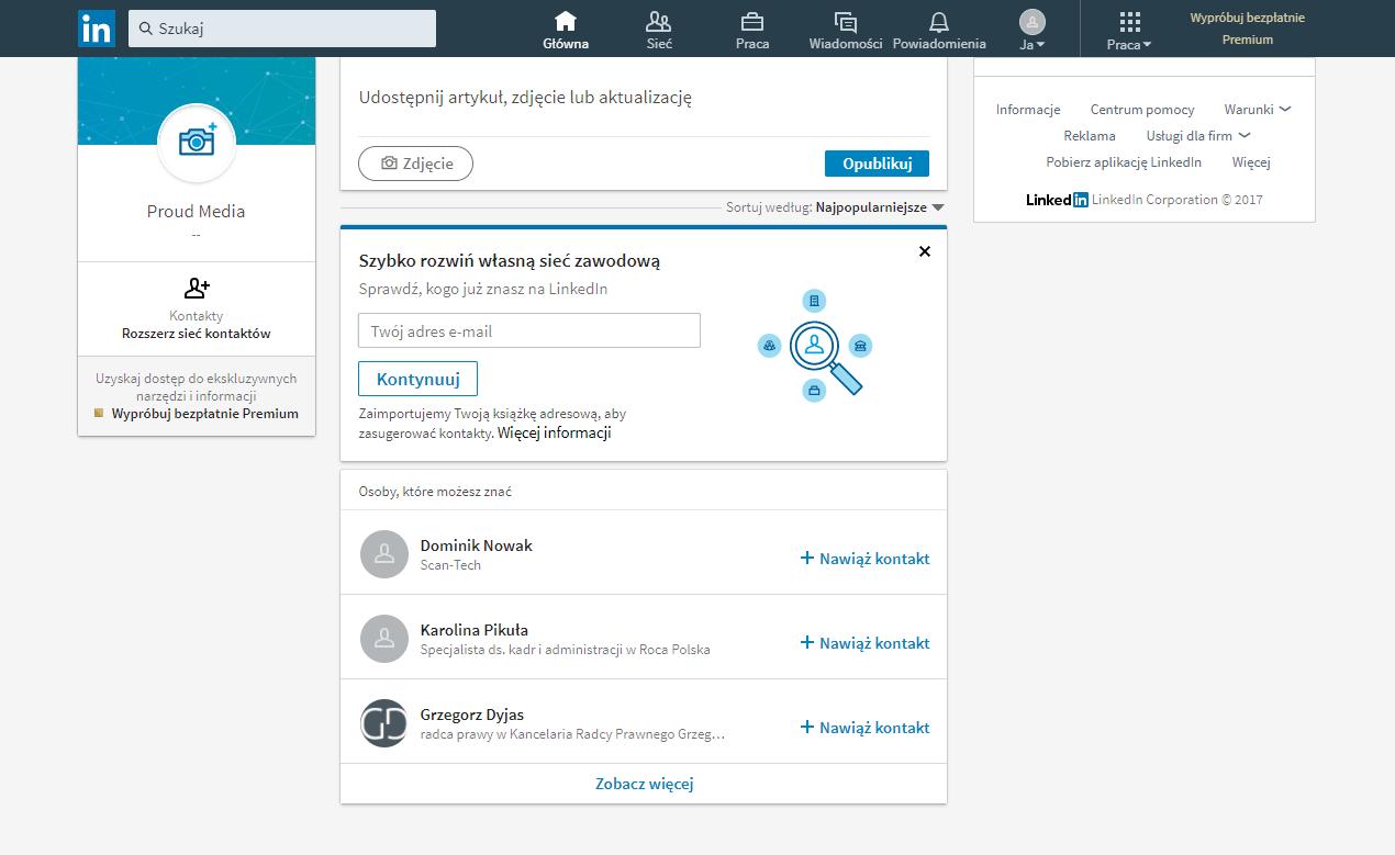 Czym jest LinkedIn?