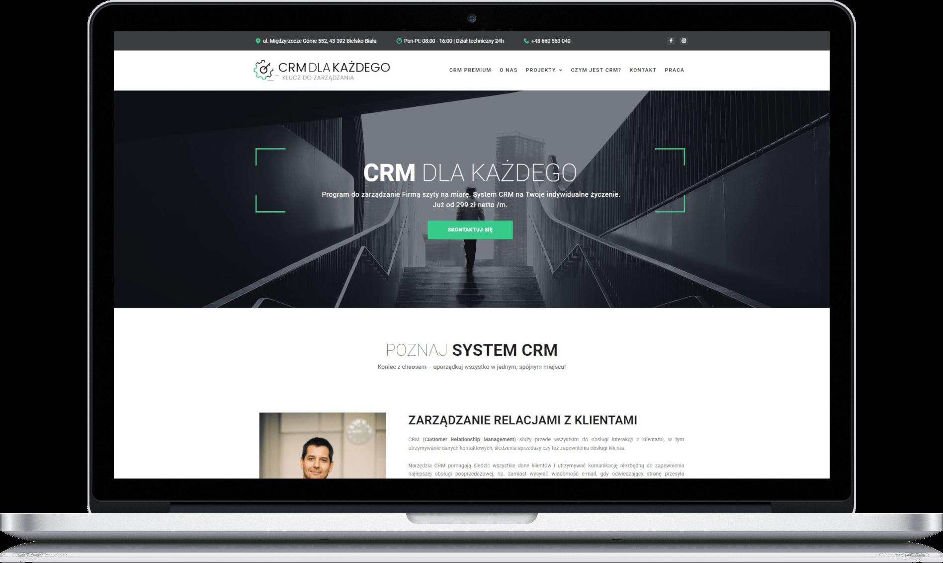 Realizacja - CRM Dla Każdego