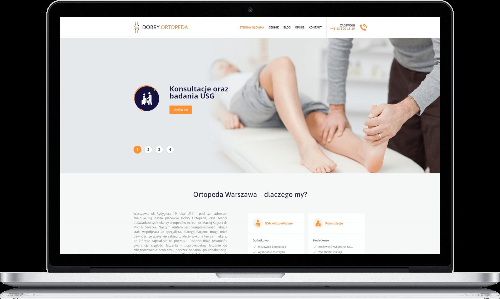 Realizacja - Dobry ortopeda
