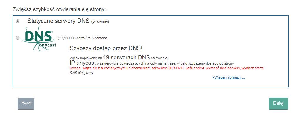 Jak kupić domenę
