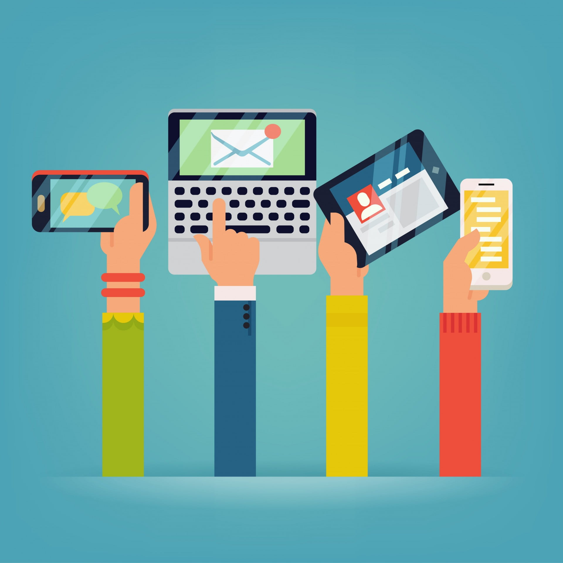Jak dostosować stronę do urządzeń mobilnych