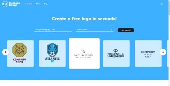 Proud Media - Program do tworzenia logo