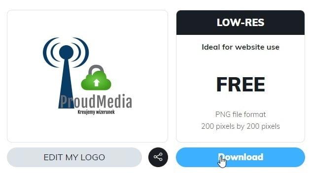 Program do tworzenia logo
