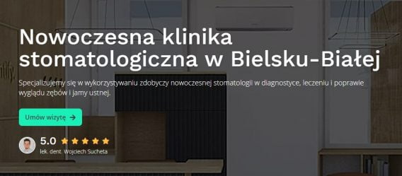 Proud Media - Klinika stomatologiczna Bielsko-Biała